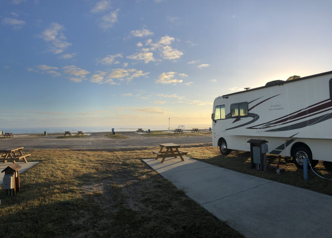 RV Life in Class A Motorhome